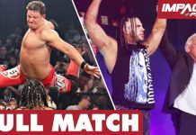 AJ Styles vs Matt Hardy: FULL MATCH (TNA Victory Road 2011) | IMPACT Wrestling Full Matches
