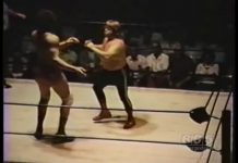 Ernie Ladd vs. Crusher Verdu - 3/29/77