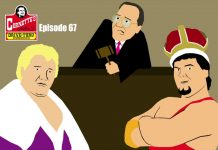 Jim Cornette on Heat For Using The Same Gimmick