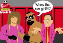 Jim Cornette on Ron Garvin As Miss Atlanta Lively & Apartment House Wrestling