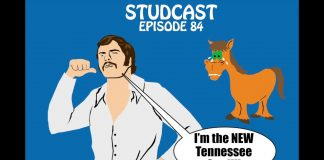Ron Fuller's Studcast - Episode 84: Tennessee Stud Is Born