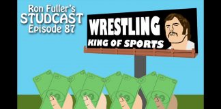 Ron Fuller's Studcast: Episode 87: First Coliseum Show