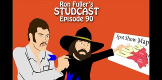 Ron Fuller's Studcast - Episode 90: A Star Dies