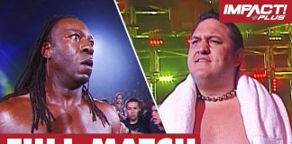 Samoa Joe vs Booker T: FULL MATCH (TNA Hard Justice 2008) | IMPACT Wrestling Full Matches