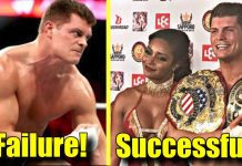 10 Wrestlers That FAILED In WWE But Thrived In The Indies! - Cody Rhodes & More!