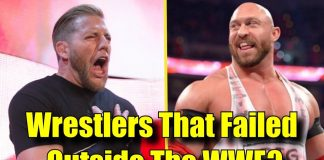 10 Wrestlers That Had More Success In WWE Than OUTSIDE THE WWE!