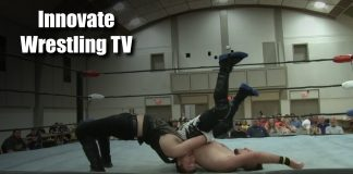 Innovate Wrestling TV #59 - Christian Cross vs. Aden Cross