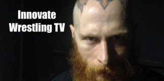 Innovate Wrestling TV # 60 | Toby Farley vs. Patrick Scott