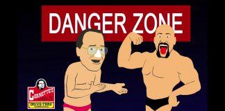 Jim Cornette on Crockett Promotions' Danger Zone VHS Tape & Calendar