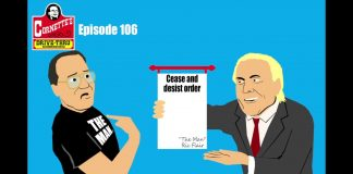 """Jim Cornette on Ric Flair Suing WWE Over """"The Man"""""""
