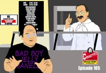 Jim Cornette's Drive Thru - Episode 105