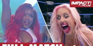 Kiera Hogan's SHOCKING Debut vs Laurel Van Ness (February 1, 2018) | IMPACT Wrestling Full Matches