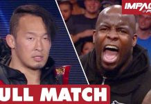 Naomichi Marufuji vs Moose: FULL MATCH (July 13, 2017) | IMPACT Wrestling Full Matches