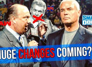 Top WWE #RAW & #SMACKDOWN Changes Brought By HEYMAN & BISCHOFF!