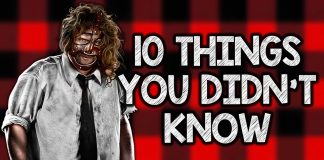 10 Things You Didn't Know About Mick Foley