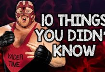 10 Things You Didn't Know About Vader
