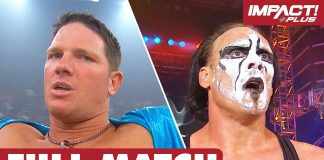 AJ Styles vs Sting: FULL MATCH (Bound For Glory 2009) | IMPACT Wrestling Full Matches