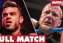 Brian Cage vs Sami Callihan: FULL MATCH (IMPACT! November 15, 2018) | IMPACT Wrestling Full Matches