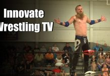 Innovate Wrestling TV #61 | Caleb Courageous vs. Christian Cross