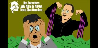 Jim Cornette's AEW All In to All Out Deep Dive Omnibus