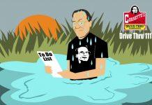 Jim Cornette's Drive Thru - Episode 111