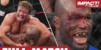 Moose & Stephan Bonnar vs Lashley & King Mo: FULL MATCH (BFG 2017)   IMPACT Wrestling Full Matches