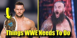 5 Shocking Things WWE Needs To Do In December! (2018)