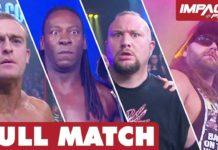 Beer Money & Team 3D vs Main Event Mafia & British Invasion: LETHAL LOCKDOWN | IMPACT Full Matches