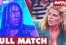 ODB vs Awesome Kong: FALLS COUNT ANYWHERE (TNA No Surrender 2008) | IMPACT Wrestling Full Matches