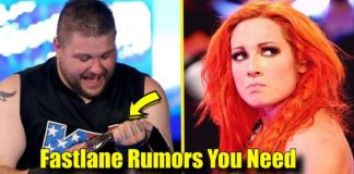 10 WWE Fastlane Rumors You Need To Know RIGHT NOW!