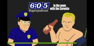 In The News with Jim Cornette (6:05 Superpodcast - Episode 100)