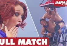 Jay Lethal vs Sonjay Dutt: LADDER OF LOVE MATCH (TNA No Surrender 2008) | IMPACT Full Matches