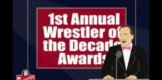 Jim Cornette on Wrestler Of The Decade