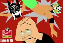 Jim Cornette on Chris Jericho's Locker Room Meeting With The Lucha Bros