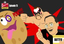 Jim Cornette on Dusty, Flair & The Road Warriors Against Jobbers
