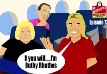Jim Cornette on Terry Taylor & Buddy Landel's Heat With The Office