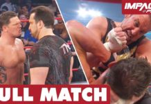 AJ Styles vs Tommy Dreamer: NO DQ MATCH (Sacrifice 2011) | IMPACT Wrestling Full Matches