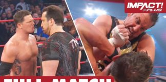 AJ Styles vs Tommy Dreamer: NO DQ MATCH (Sacrifice 2011) | IMPACT Wrestling Full Matches