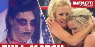 First-Ever Knockouts MONSTER'S BALL Match! (Sacrifice 2009) | IMPACT Wrestling Full Matches