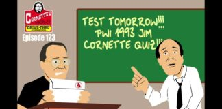 Jim Cornette Takes A 1993 Pro Wrestling Illustrated Quiz About Himself