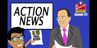 Jim Cornette on AEW Press Releases