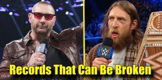 10 RECORDS THAT CAN BE BROKEN at WrestleMania 35!