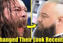 10 Wrestlers That CHANGED THEIR LOOK RECENTLY! - Bray Wyatt & More!