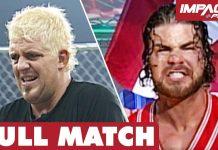 Dustin Rhodes vs Bobby Roode: FULL MATCH (Lockdown 2005) | IMPACT Wrestling Full Matches