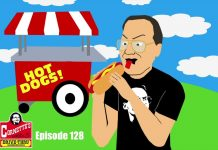 Jim Cornette & Brian Last Argue About Pizza, Hot Dogs & Mustard