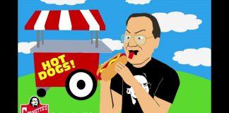 Jim Cornette & Brian Last Argue About Pizza, Hot Dogs & Mustard