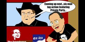 Jim Cornette Reviews Chris Jericho & Santana & Ortiz vs. Darby Allin & Private Party