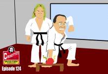 Jim Cornette on Stan Lane's Karate Background