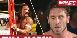 Ken Shamrock vs Sabu: FULL MATCH (World Championship) | IMPACT Wrestling Full Matches