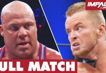 Kurt Angle vs Rockstar Spud: WORLD CHAMPIONSHIP (June 10, 2015) | IMPACT Wrestling Full Matches